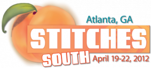 STITCHES S 300x137 STITCHES South is in Georgia this April!