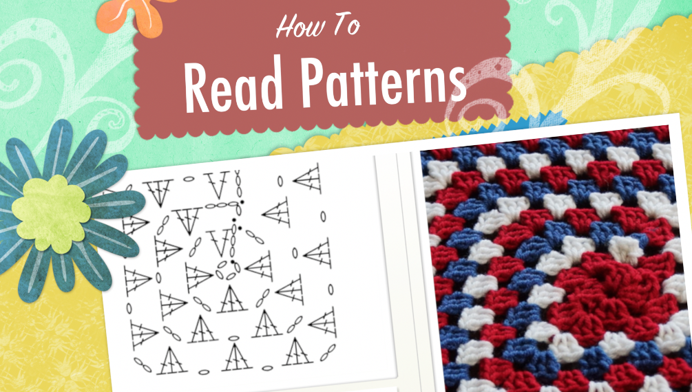 ... read crochet pattern series i ve broken down crochet diagrams in order