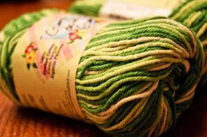 Creme de la Creme Cotton Yarn