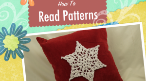 Learn To Read Crochet Patterns Test