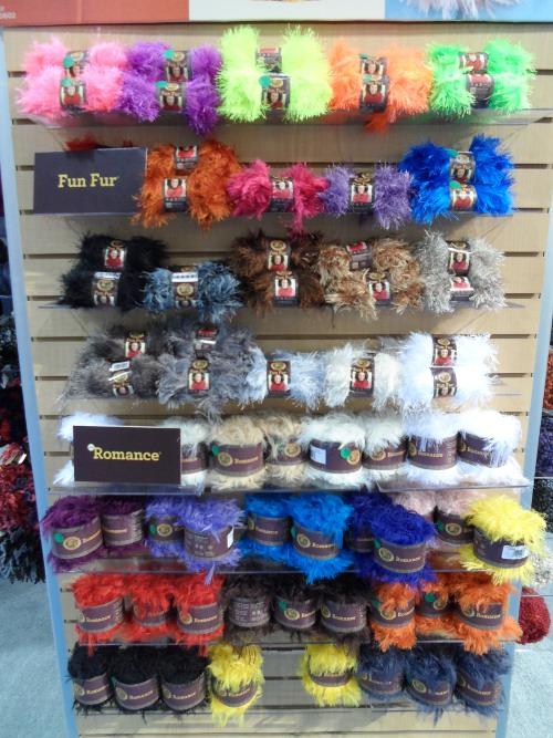Furry2 CHA 2013: Yarn Trends Report