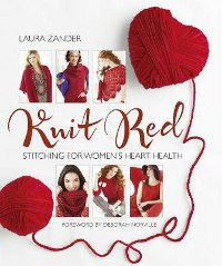 knit red2 Knit and Crochet for American Heart Month