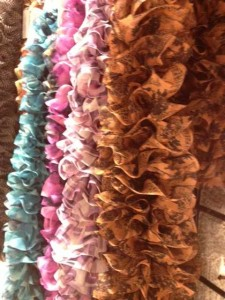 Ruffles from Universal Yarn