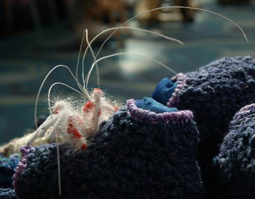 shrimp TNNA: Crochet Fantasy, Yarn Trends, and more!