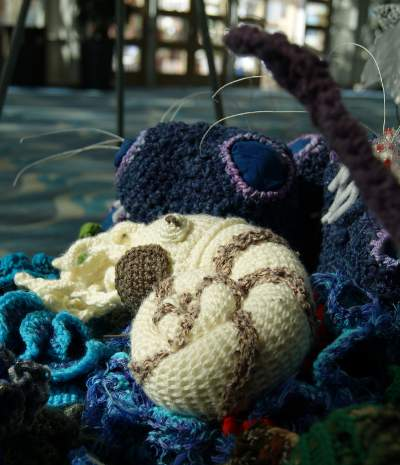 snail TNNA: Crochet Fantasy, Yarn Trends, and more!