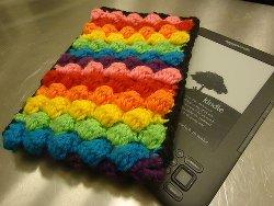 Multicolored-Kindle-Cover