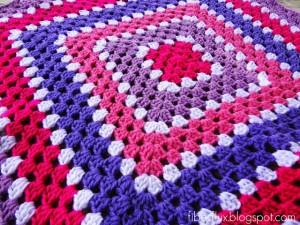 Berry Season Blanket