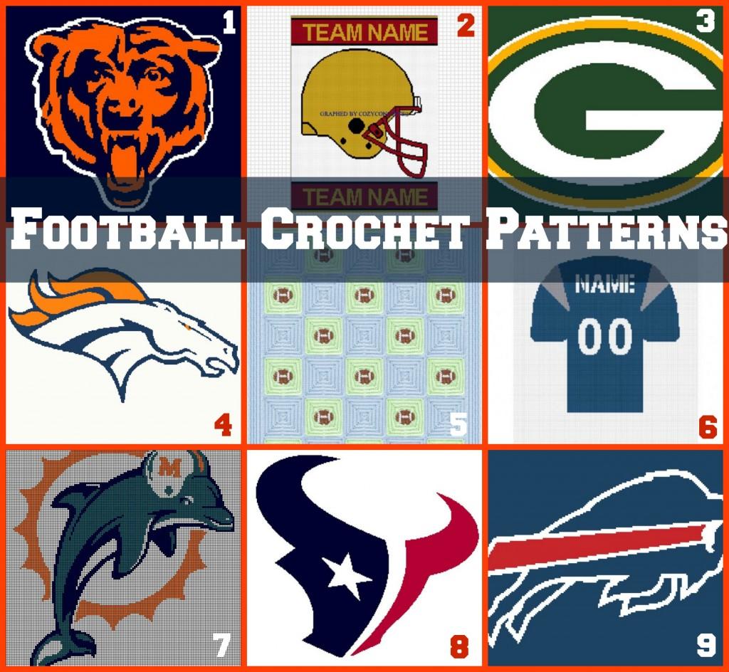 Football-Crochet-Patterns