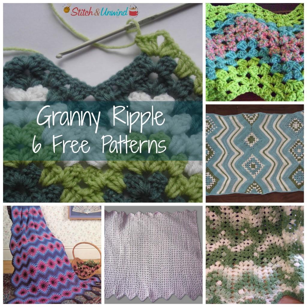 granny-ripple-patterns