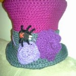 Crochet Top Hat