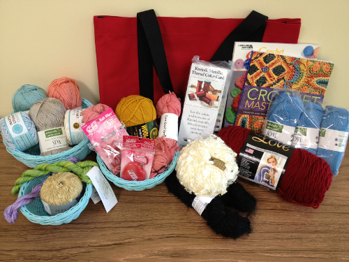 ILYD prize Celebrate I Love Yarn Day!