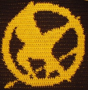 Free Crochet Patterns Games : Catching Fire: Hot Knit & Crochet Patterns + Hunger Games ...