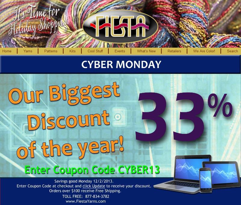 Fiesta Cyber Monday