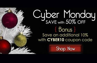 Interweave Cyber Monday