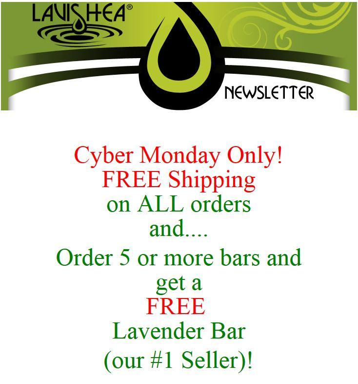 Lavishea Cyber Monday