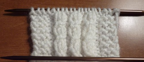 Knitting Cable Stitches Without Cable Needle : How to Knit Cables Without a Cable Needle