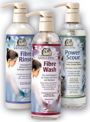 Unicorn Fibre Cleansers