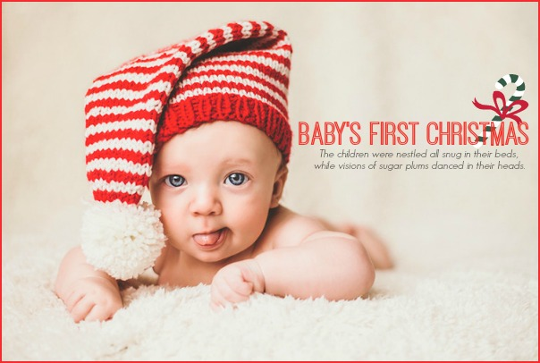 Knitting Pattern Baby Santa Hat : Babys First Christmas: 21 Free Knitting Patterns for Baby ...
