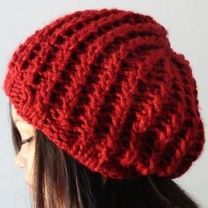 12 Lightning Fast Free Knit Hat Patterns - Stitch and Unwind