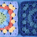 Circle with Popcorn Granny Square (1 of 3)