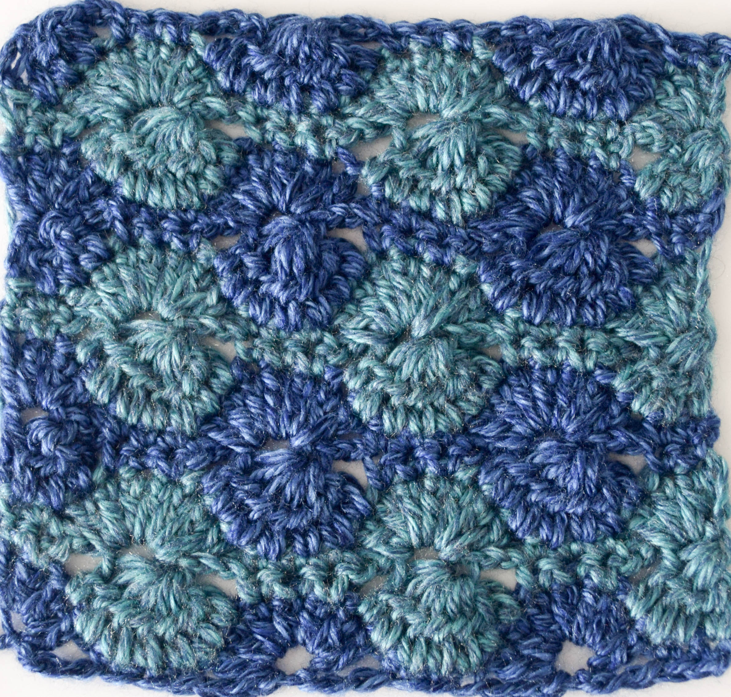 Catherine Wheel #crochet stitch pattern and #tutorial by @ucrafter for @allfreecrochet