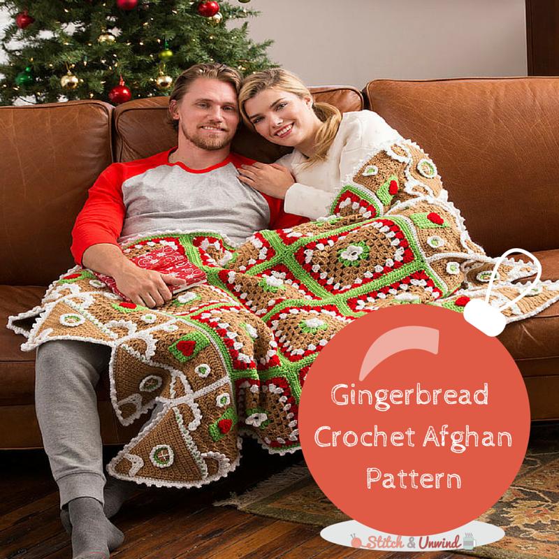 GingerbreadCrochet AghanPattern