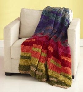 Light Spectrum Afghan