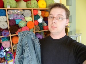Michael Sellick, The Crochet Crowd