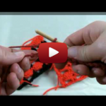 New Crochet Stitch - Boxed Block Stitches