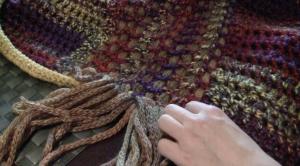 Crocheting Weaved Mats & Afghans