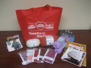 Stitches 2012 Swag Bag Giveaway