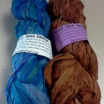 Win these two skeins of yarn from Darn Good Yarn