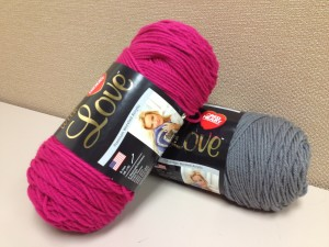 With Love Yarn from Red Heart Yarn