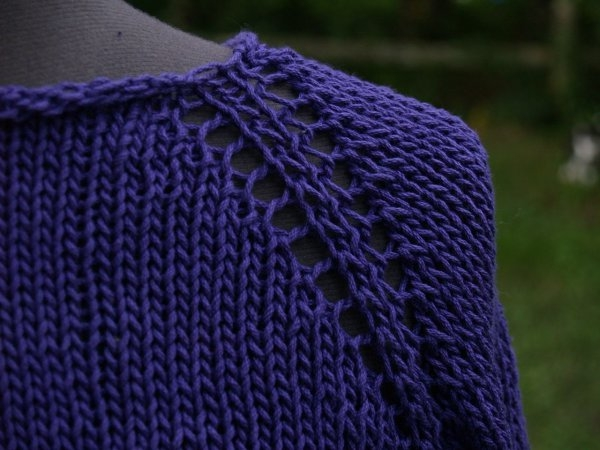 Free Knitting Pattern: One Week Sweater - Stitch and Unwind