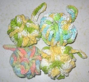 Kitchen Scrubbies Pattern
