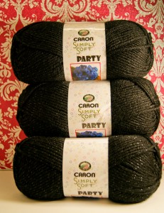 Caron Simply Soft Party Yarn