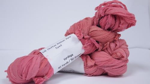 Win Silk Chiffon Ribbon Yarn! - Stitch and Unwind