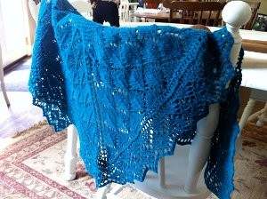 Mysterious Summer Shawl