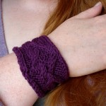 Two Hour Knit Wrist Band