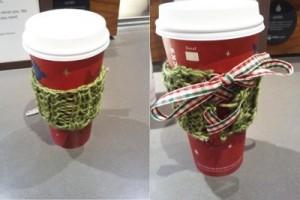 Knook cup cozy