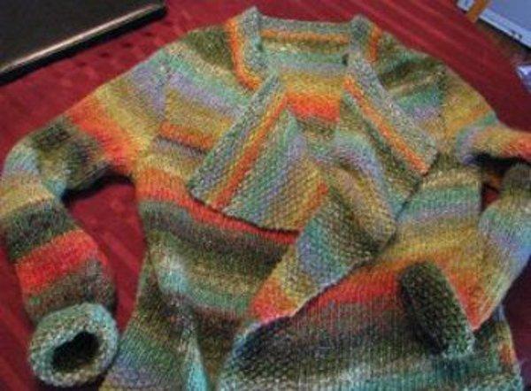 Knit Sweater Pattern Round Up - Stitch and Unwind