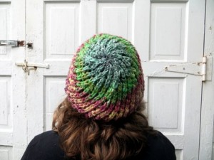 Spin Cycle Hat