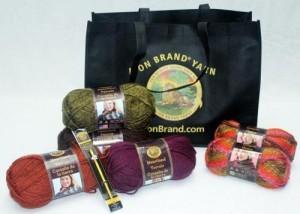 Lion Brand Gift Set
