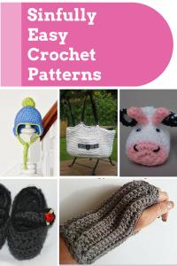 Sinfully Easy Crochet Patterns