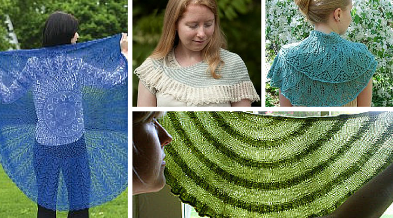 Essential Knit Shawl Patterns for Spring
