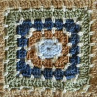 Simply Natural Granny Square