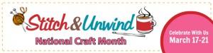 National Craft Month: Yarn Week