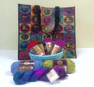 Lion Brand Yarn Prize Pack