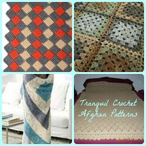 Tranquil Crochet Afghan Patterns