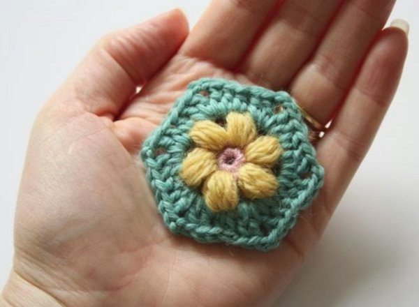 In Your Face 3d Crochet Afghan Patterns And Crochet Granny Squares